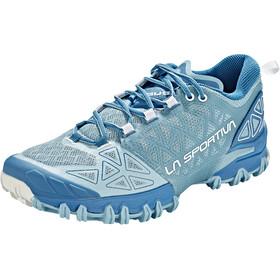 La Sportiva Bushido II Running Shoes Women pacific blue/neptune